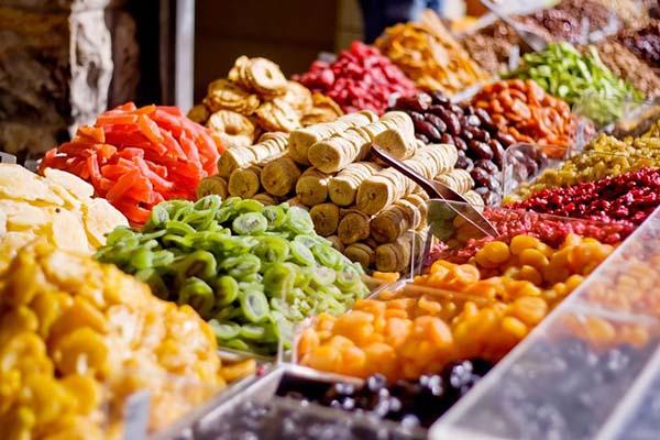 Сухофруты