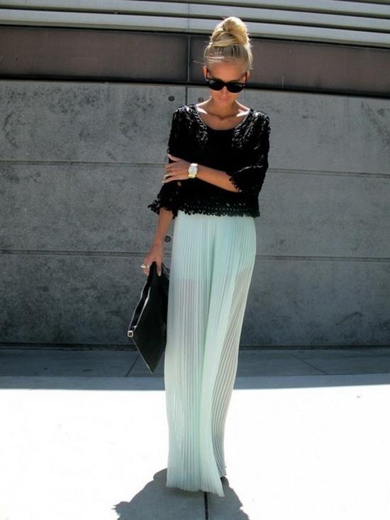 модно юбка