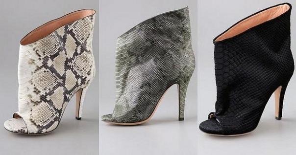 обувь питон